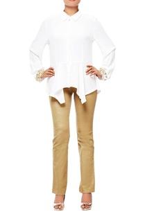 white-embellished-shirt