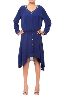 navy-blue-tunic-with-embroidery