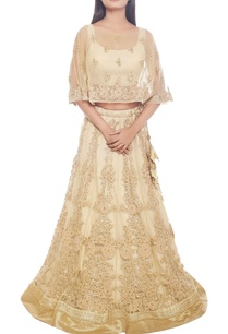 gold-lehenga-set-with-floral-embroidery