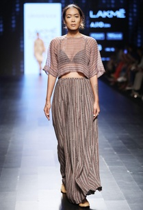grey-block-printed-long-skirt
