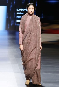 plum-block-printed-sari