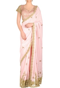 blush-pink-sari-with-sequins-embellishments