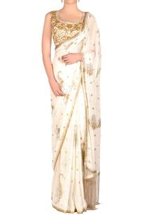 ivory-sari-blouse-with-embellishment