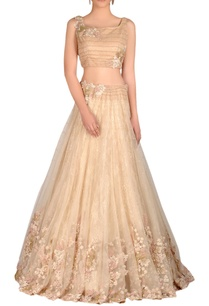 beige-lehenga-set-with-floral-embellishment