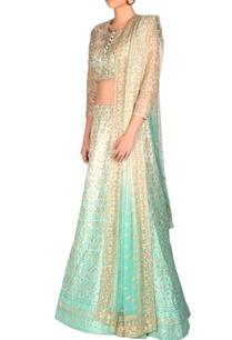 aqua-blue-shaded-lehenga-set-with-beaded-embroidery