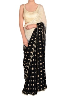 ivory-black-shaded-sari-with-embroidery