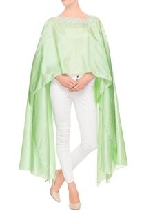 pista-green-asymmetric-cape-top