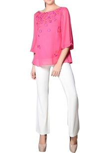 pink-embroidered-flap-top