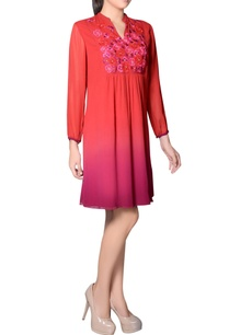 red-purple-embroidered-tunic