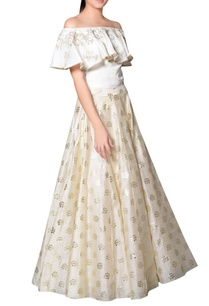 ivory-gold-embroidered-skirt-set