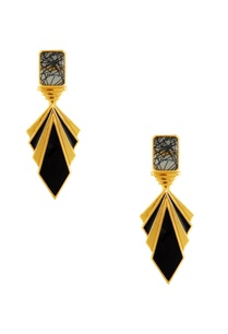 gold-black-layered-earrings