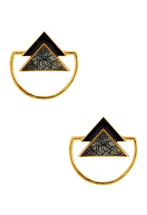 black-triangle-stone-earrings
