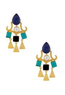 blue-black-stone-earrings