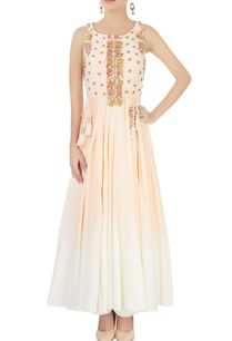peach-ombre-kurta-set-with-embroidery