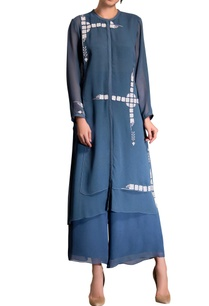 smokey-blue-kurta-with-palazzo