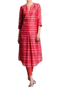 watermelon-printed-kurta