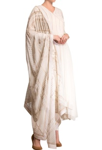 ivory-printed-anarkali-set
