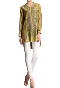 fern-green-embroidered-tunic