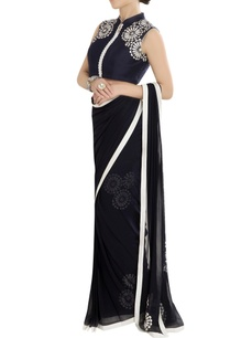 navy-blue-sari-with-threadwork