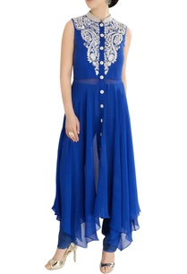 blue-pant-set-with-embroidered-kurta