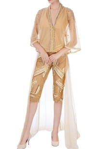 beige-pant-set-with-leather-embellishments