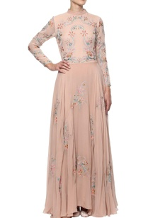 peach-embroidered-gown