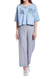 pastel-blue-digital-printed-blouse