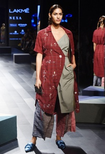 marsala-wrap-dress