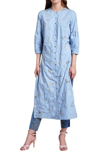 pastel-blue-cotton-tunic-with-hand-embroidery-detailing
