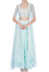 light-blue-embellished-jacket-lehenga-set