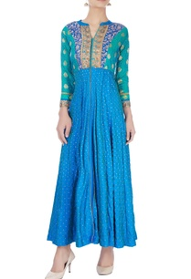 blue-long-kurta-with-embroidery