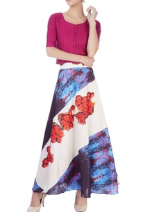 multi-colored-skirt-with-top
