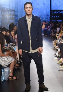 navy-blue-khadi-jacket