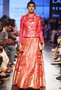 rose-red-silk-lehenga