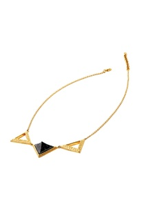 gold-plated-necklace-with-triangle-pendant