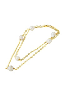 gold-plated-long-necklace-with-pearls