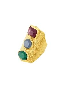gold-plated-ring-with-studs