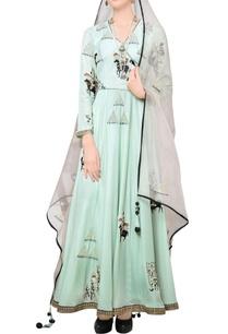 powder-green-embroidered-angrakha