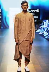 sand-brown-dhoti-pants