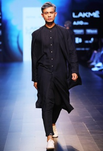 navy-blue-kurta-with-flaps