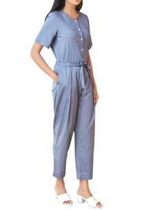 blueish-grey-chambray-jumpsuit
