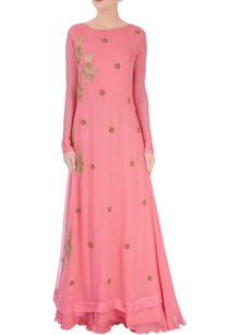 pink-gold-embellished-anarkali-set