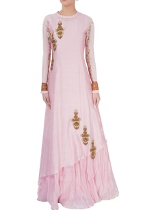 rose-pink-anarkali-with-gold-embellishments
