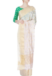 powder-pink-mulberry-silk-sari