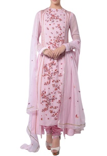 pink-anarkali-set-with-floral-embroidery