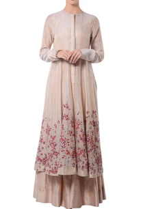 light-beige-anarkali-set-with-floral-embroidery