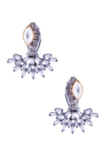 beaded-earrings-with-gold-plating