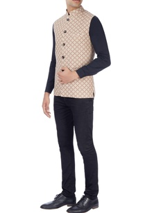 black-nehru-jacket-with-hand-embroidery