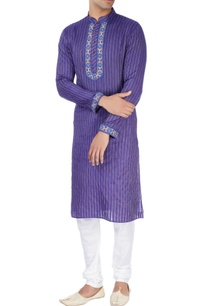 blue-kurta-with-embroidery-details