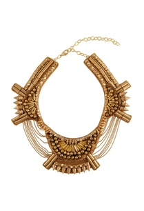 gold-plated-bib-necklace
